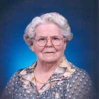 Olive Janet Stangland  May 26 1917  October 10 2019