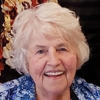 Sandra J McKinsey  April 13 1939  October 15 2019
