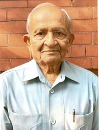 Babubhai Jivanji Patel  September 24 1929  October 13 2019