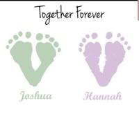 Hannah and Joshua Heistand  October 15 2019  October 15 2019
