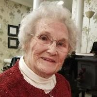 Nadine Evelyn McNamara  June 19 1925  October 16 2019