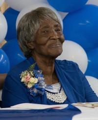 Mary Katherine Tillman Morrison  April 10 1917  October 17 2019 (age 102)