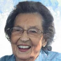 Phyllis Ann McBroom  October 9 1930  October 17 2019
