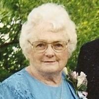 Opal Eileen Larson of Wheaton Minnesota  October 17 1920  October 19 2019