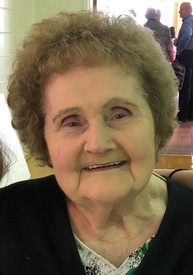 Betty L Vore Erickson  July 12 1931  October 20 2019 (age 88)