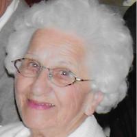 Mary B Uschak  May 12 1916  October 20 2019