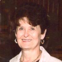 Sandra Colleen Shure  August 2 1937  October 21 2019