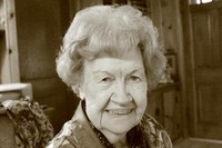 Sarah Creech Moore  March 11 1928  October 20 2019 (age 91)