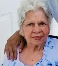 Leonor Lorenzana  Monday October 14 2019