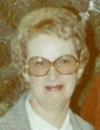 Rita  Wehrman  November 7 1932  October 23 2019