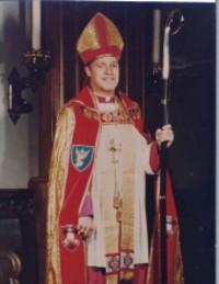 Bishop James Montgomery  May 29 1921  October 23 2019