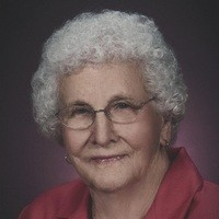 Elizabeth Reischman Hartman  April 12 1923  October 24 2019