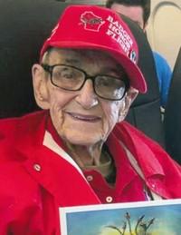 John H Bentz  January 23 1926  October 23 2019 (age 93)
