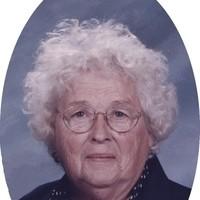 Mildred Gaile Meek  November 22 1921  October 25 2019