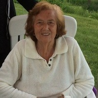 Pauline Montel Fink of Maywood New Jersey  August 5 1931  October 24 2019