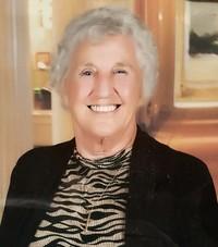 June Patricia Thomsen  January 07 1932  October 25 2019