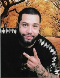 Adonis Giovanni Moreno  February 16 1995