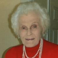 Ann Julia Bolitski  September 27 1917  October 19 2019
