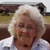 Evelyn Sophie Wood  June 29 1932  October 27 2019