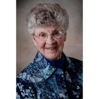Grace Virginia Gotschall Taylor  October 27 1919  October 26 2019