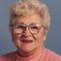 Jeanne E Palys  April 21 1920  October 18 2019