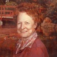 Mary Ruth Sharp  December 12 1923  October 28 2019