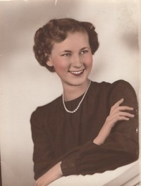 Arlene Pickell Tennison  March 15 1929  October 28 2019