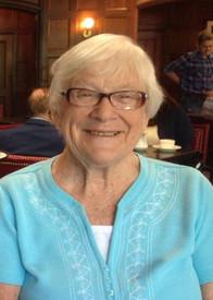 Christine L Stout Wolfe  September 9 1931  October 23 2019 (age 88)