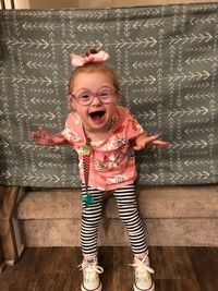 Ann Levins Mounts  September 9 2015  October 29 2019 (age 4)
