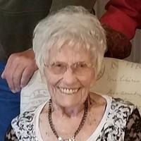 Betty Jean Blomberg  October 15 1924  October 30 2019
