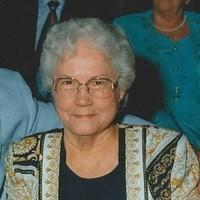 Doris Georgette Carter  January 27 1924  October 27 2019