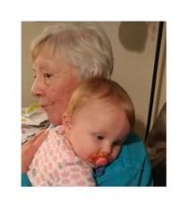Emily Sue Tripp  September 08 1941  October 26 2019