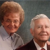 Harold and Barbara Crump  October 28 2019