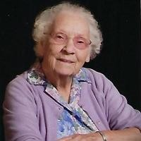 Maggie Betty Deslauriers  September 18 1922  October 30 2019