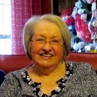 Margaret Landis Robertson  December 17 1933  October 29 2019