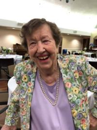 Margaret R DeLay Mensinger  December 15 1927  October 29 2019 (age 91)