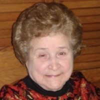 Mary Bergeron  November 3 1921  October 30 2019