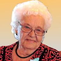 Mildred Mary Johnson  September 08 1932  October 29 2019