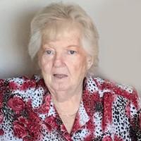Mollie Louise Brant  November 21 1936  October 30 2019