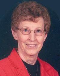 Patricia Ann Martin  June 13 1932  October 29 2019