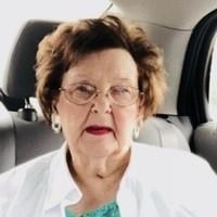 Roberta Jean Harmon Watson  May 25 1932  October 30 2019