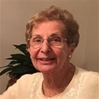 Frances Eleanor Willis  November 5 1932  December 30 2019