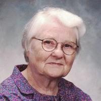 Gladys Naomi King  September 5 1920  December 26 2019