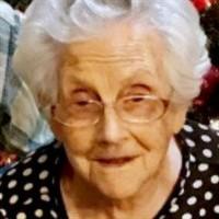 Mayme Frances Harrison  May 18 1928  November 29 2019