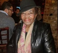 Victoria Richardson  October 16 1937  November 29 2019 (age 82)