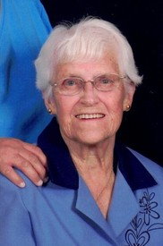 Leona Louise Sievers Sewing  April 29 1922  December 1 2019 (age 97)