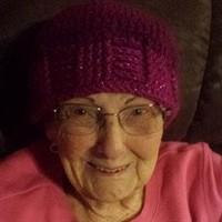 Lillian Ardilra Chalk  August 14 1923  October 28 2019