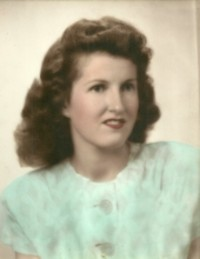 Ruby Ernestine Duncan Holmes  February 15 1926