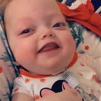 Baby Finleigh Grayce Hinds  February 26 2019  December 6 2019
