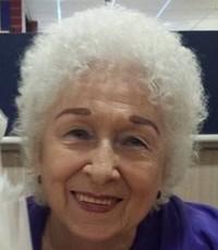 Betty Jane Vagenas  Monday November 25th 2019